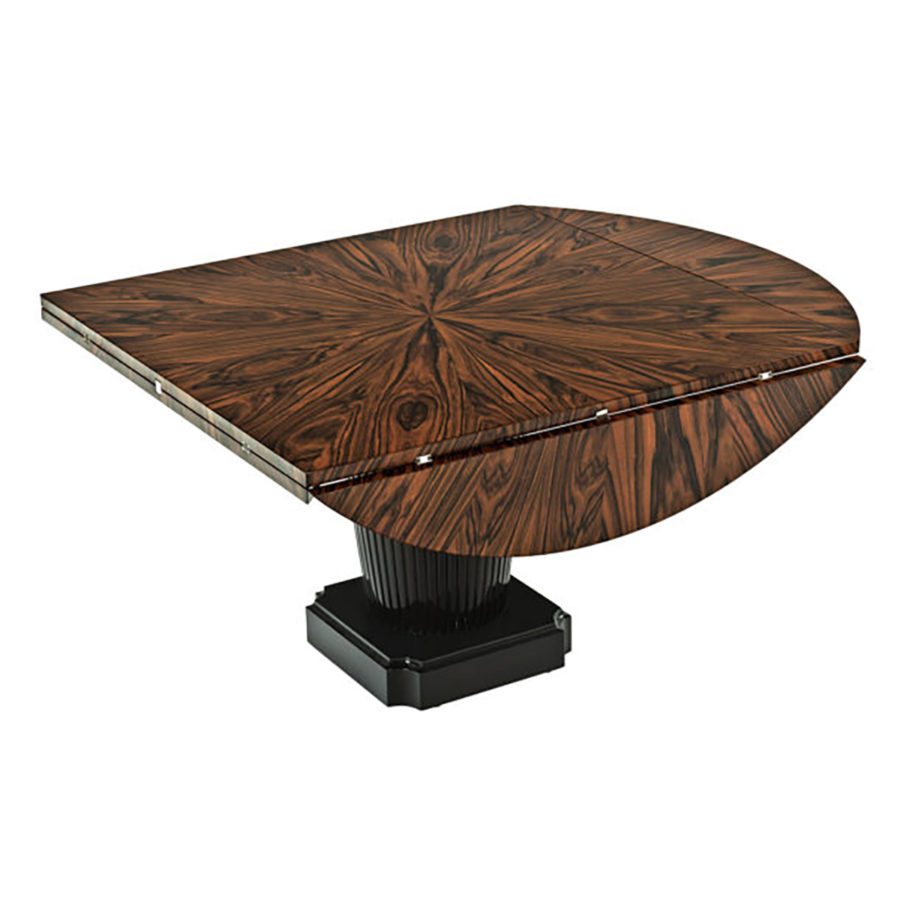 Square to Round Tables